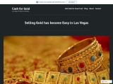 How to Sell Gold Fast in Las Vegas