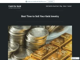 Best Time to Sell Your Gold Jewelry