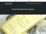 Factors What Makes Gold So Special