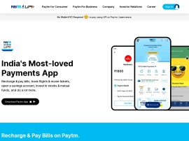 Online store Paytm