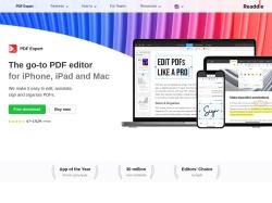 PDF Expert discounts screenshot