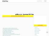 Download here all type of PDF Files for Free