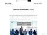 Executive Headhunters In Dubai