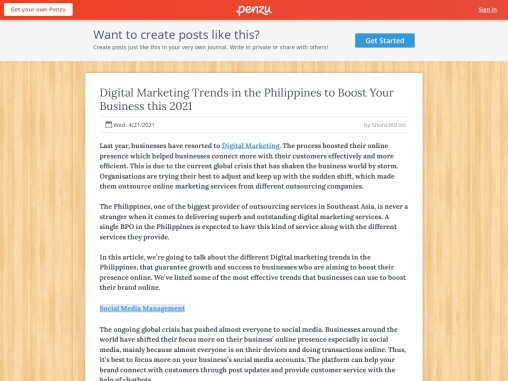 Digital Marketing Trends in the Philippines to Boost Your Business this 2021