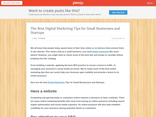 Best Digital Marketing Tips for Small Businesses and Startups