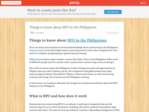 Things to Know About BPO in the Philippines