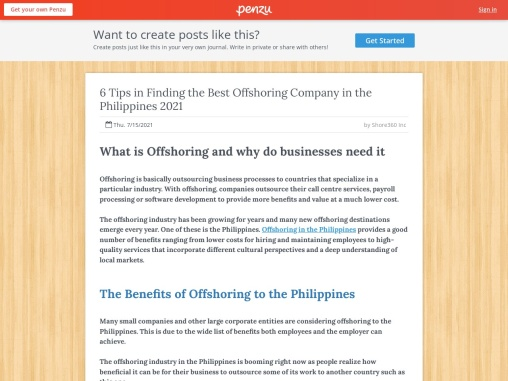 6 Tips in Finding the Best Offshoring Company in the Philippines 2021