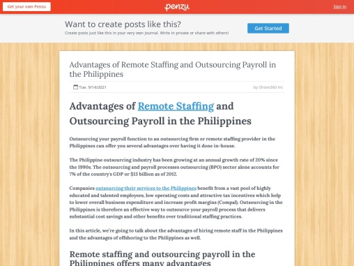 Advantages of Remote Staffing and Outsourcing Payroll in the Philippines