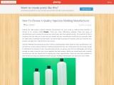 Hdpe Products, Pet Bottle Supplier