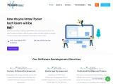 PeopleApps Technologies | Website Development Company
