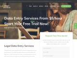 best legal Data Entry Services