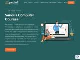 Computer training institute,best computer institute, computer training academy | Perfect Computer Ed