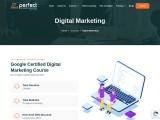 Digital Marketing | Perfect Computer education  Ahmedabad