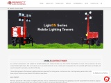 Mobile Lighting Tower – PHPL – Perfect House Pvt . Ltd
