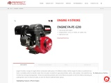 Engine 4 stroke available in India