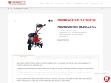 Power weeder cultivator  | Power weeder for paddy