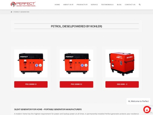 silent generator for home | silent generator for home price in india