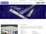 Perforated Cable Trays, Heat Insulators, Accessories, Manufacturer