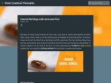 Quick Instant Bed Bugs Control Services