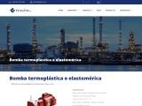 ornecedor de bombas em Moçambique | Bombas termoplásticas
