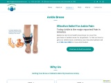 Ankle Braces and Supports Covered by Insurance| Pharmsource DME