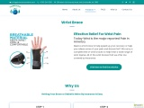 Wrist Braces and Wrist Pain | PharmSource Inc