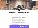All About Family Law Attorney In Phoenix AZ