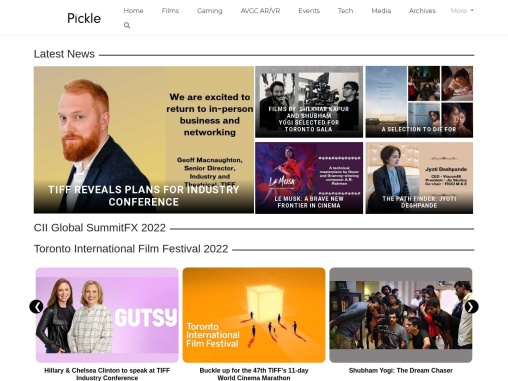 Pickle is India's media and entertainment business