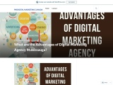 What are the Advantages of Digital Marketing Agency Mississauga?