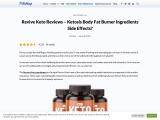 How Revive Keto Is Going To Change Your Life