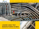 Pinax Steel – One Of India's Most Reliable Cable Tray Manufacturers