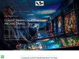 Pinball Machines For Sale | Pinball Machine Center