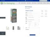 CBD Packaging Order Custom CBD Oil Packaging Wholesale