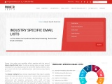 Industry Specific Email Lists From Pioneerlists