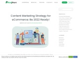 eCommerce Content Marketing Strategy to grow ROI