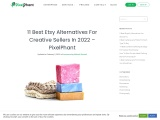 Etsy Alternative for Creative Online Sellers