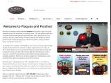 American Plaque Company – Custom Military Plaques, Seals & Desk Name Plates