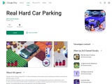 Real Hard Car Parking | Car driving and parking simulation game