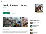 Real Dinosaur Hunter & Animal shooting game