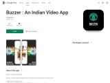 Buzzer : An indian live video app