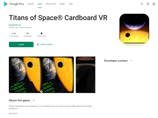 - 10 Best Virtual Reality Apps for Android 2020