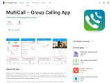 Group Calling App – Conference Call App for Android
