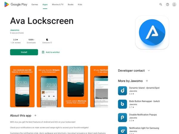 Ava locker - 12 Best Lock Screen Apps for Android (2020)