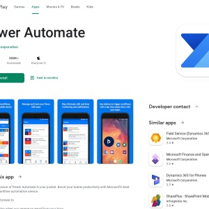 Power Automate—Business workflow automation - Apps on Google Play