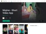 Mojme India's own short Video application