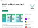 My Virtual Business Card  – iOS Apps Store