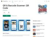 QR & Barcode Scanner: QR Code Reader Free Scan QR