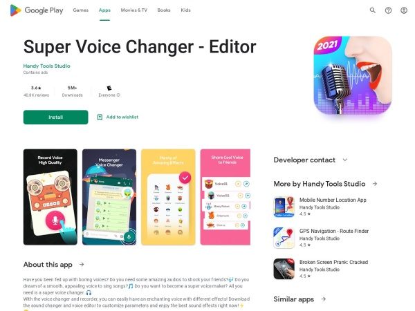 Voice Changer Voice Recorder - 15 Best Voice Changer for Discord 2020 (Free & Paid)