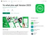 Yowhats app