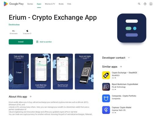 Top Cryptocurrency Exchange Platform